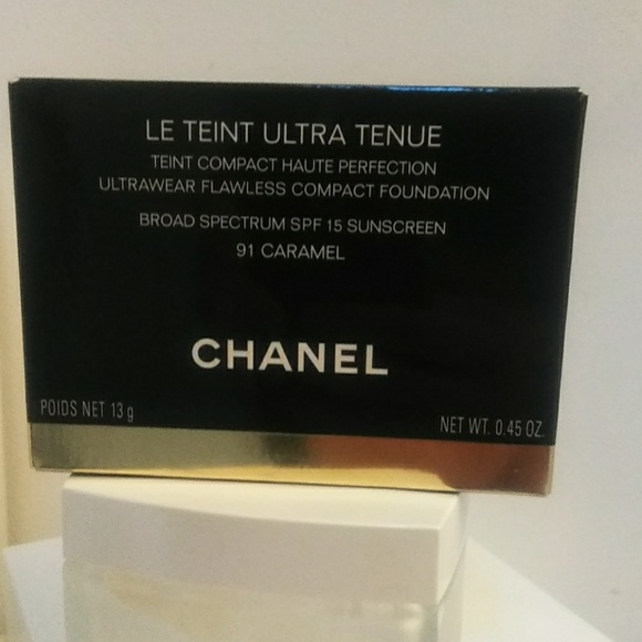 CHANEL Other - Chanel Le Teint Ultra Tenue